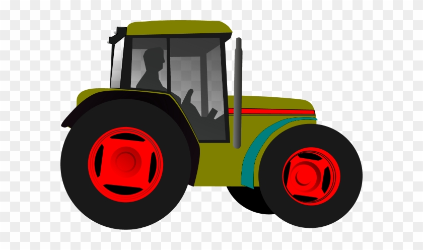 Tractor Clipart Little Green Big Brother Tractor Shirt New