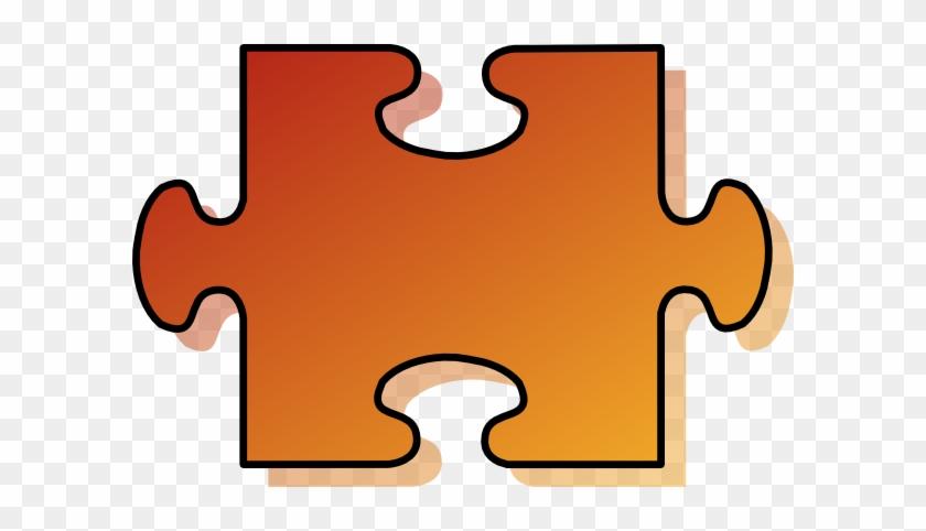 Puzzle Clipart Peices - Jigsaw Puzzle Pieces Clip Art #192971