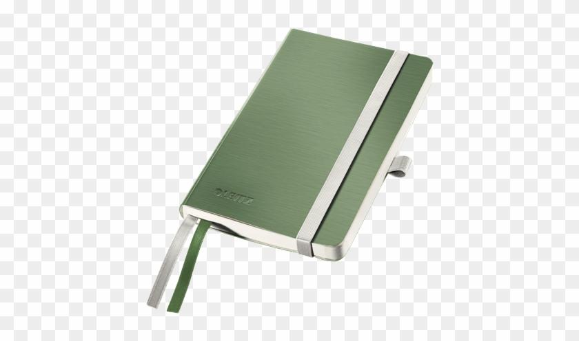 Cuaderno Leitz Style A6 Cuadriculado Con Tapas Flexibles - Leitz Bok Style A6 Linj Grön #1144197