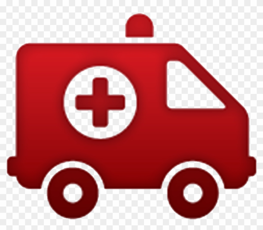 Ambulance Ico Emergency Medical Technician Icon - Ambulance
