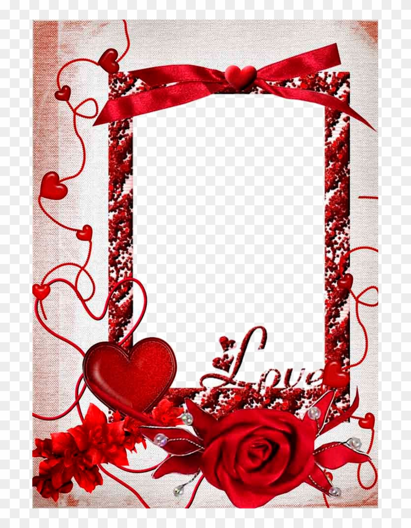 Love Frame Png Hd - Love Photo Frames Hd - Free Transparent PNG ...