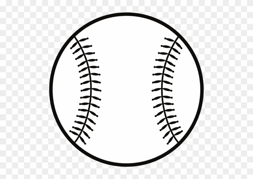 Vector Baseball Ball Isolated - Baseball #1145265