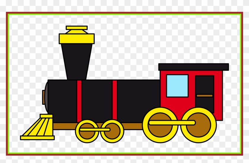 Astonishing To Use U Public Train Clip Art Unit Pics - Train Clipart #1145410