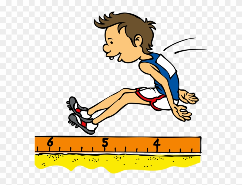 Sports Activities Clipart Sport Cover Page Long Jump Clipart Free Transparent Png Clipart Images Download