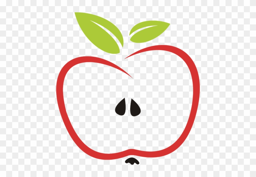 Icon Clipart - Apple Leaf Clipart #1145624
