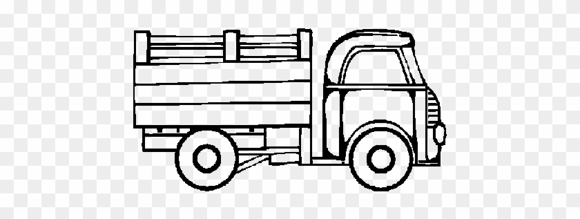 Medios De Transporte Rural Para Colorear - Free Transparent PNG ...