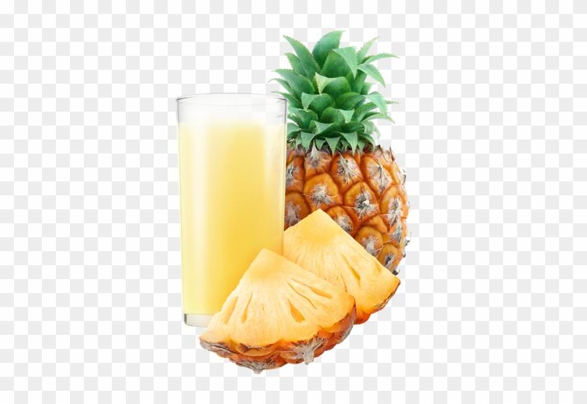 Pineapple Juice - Tropical Fruits #1145936