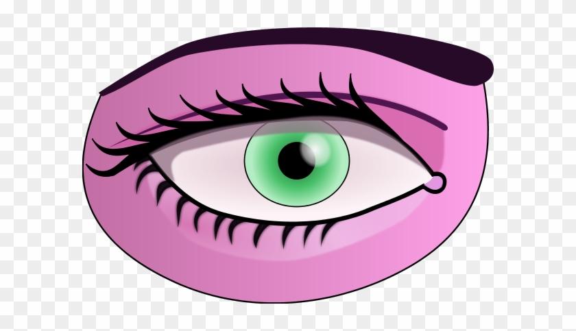 Human Eye Clipart - Eye #1146012