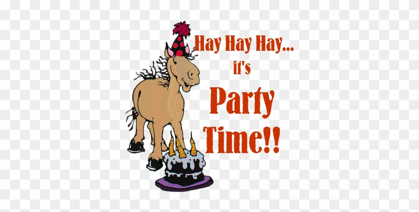 Happy Birthday Wish With Horse Clipart 1st August Horses Birthday Free Transparent Png Clipart Images Download
