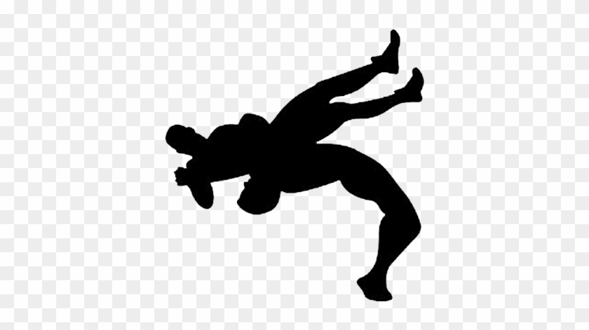 Wrestling Png - Olympic Wrestling Png Clipart (#638927) - PikPng