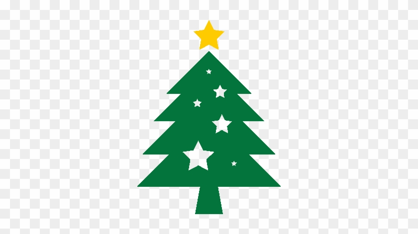 Køb Juletræet - Christmas Tree Icon Png #1146713