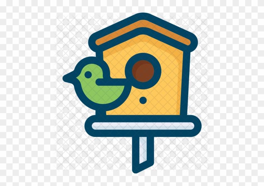 Nesting Icon - Bird Nest #1146764