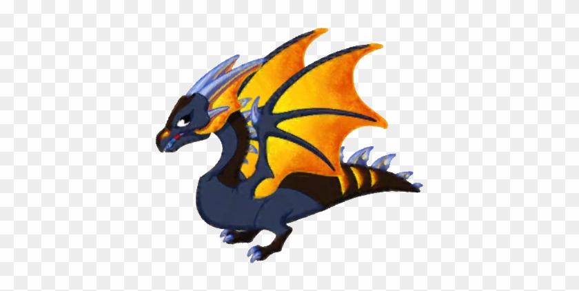 Meteor Dragon - Fire Air Dragons Dragonvale #1148211