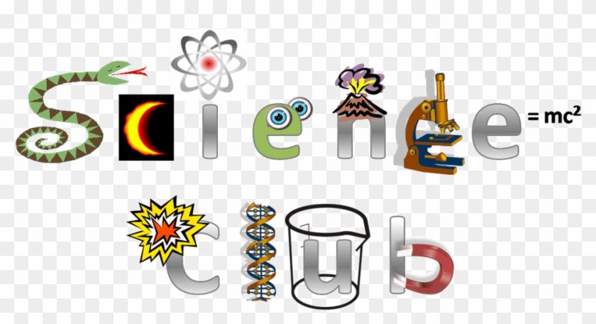 Science Clipart Science Club - Science Club High School #1148632