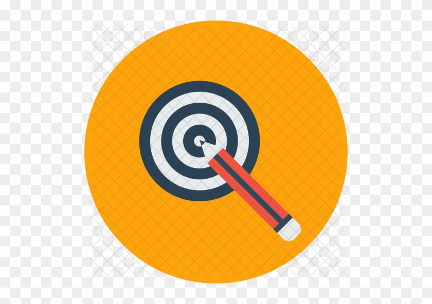 Pencil Dart Board Idea Goal Target Bullseye Icon Pittsburgh Steelers
