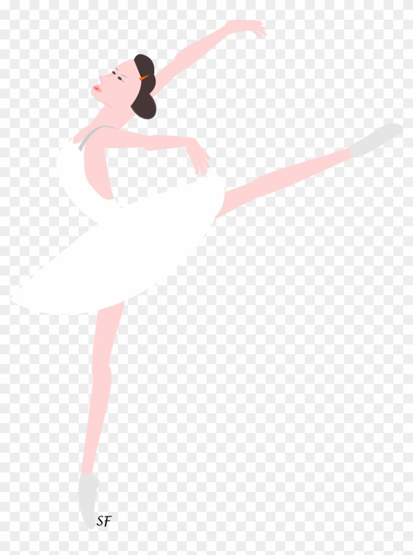 Free Scrap Ballerina Png - Ballet Dancer #1148821