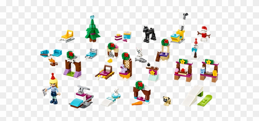 <p>build Surprises Every Day In December With The Lego® - Lego Friends Advent Calendar 2017 #1149029