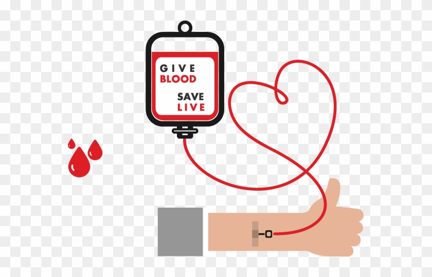 Blood Transfusion Blood Donation Euclidean Vector - World Blood Donation Day 2017 #1149329