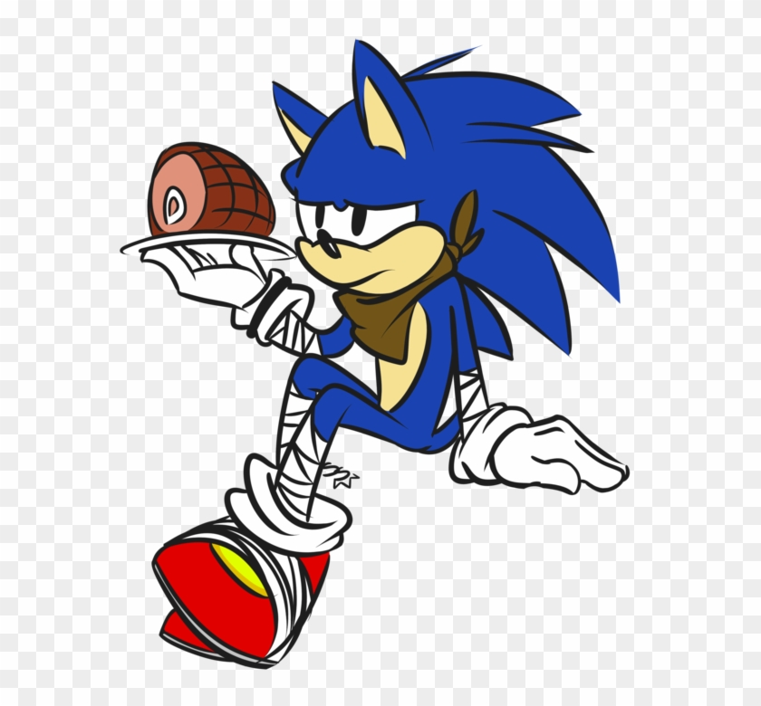 Evil Ham By Superskyseeker - Sonic Boom Evil Ham #1149961