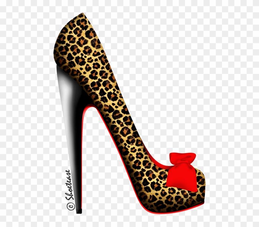 Leopard Print Pump By Shoetease