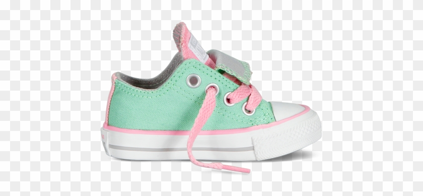 These Mint/pink Baby Chucks Are Super Cute If I Have - Chuck Taylor All-stars #1150546