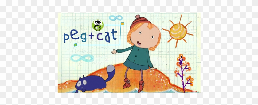 Posted By Pbs Publicity On May 14, 2013 At - Peg + Cat - Really Big Album - Cd #1150702