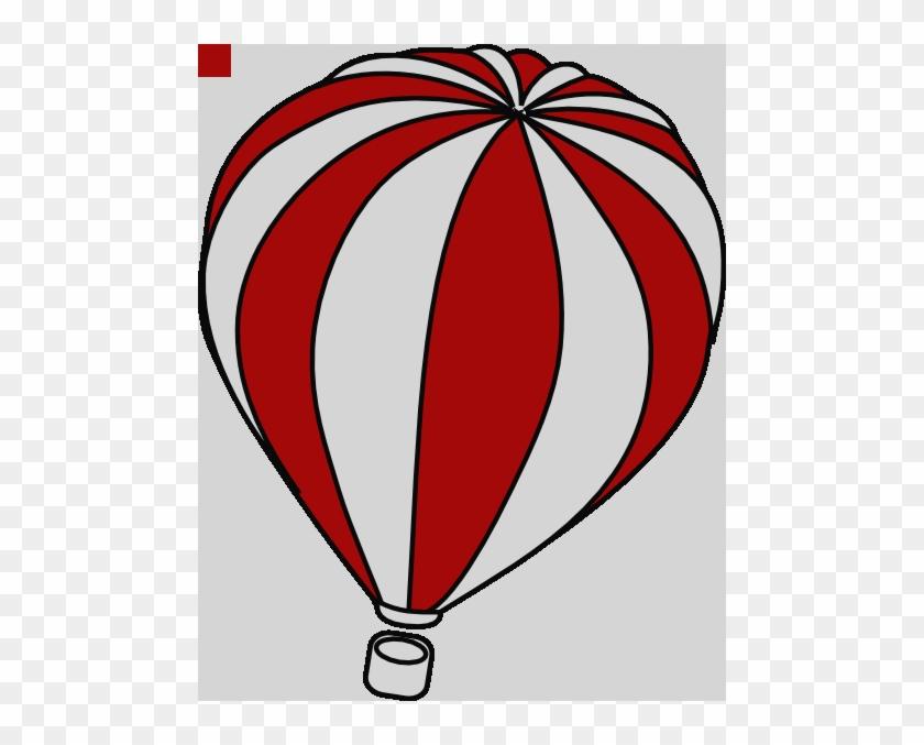 Hot Air Balloon Clip Art Outline Balloon Clipart Outline - Keep Your Hands Clean #1151042