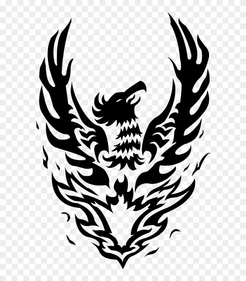 Phoenix Tattoo Vector By With Tattoo Phoenix Phoenix Tattoo