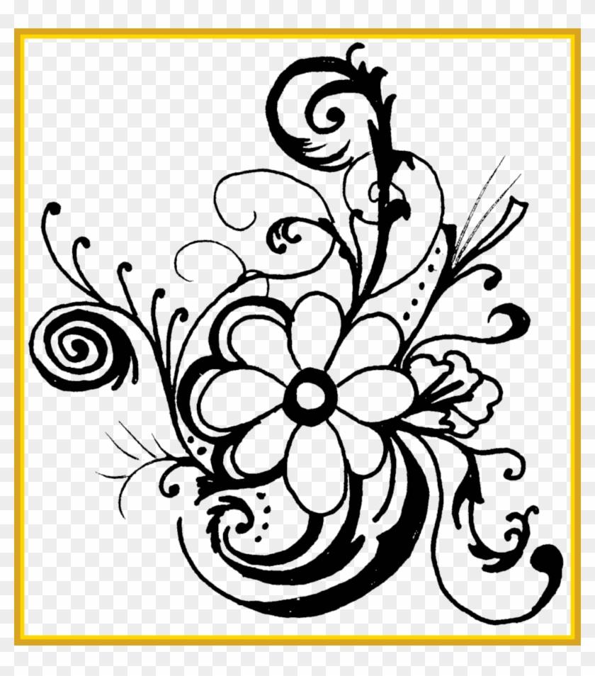 Marvelous Hawaiian Flower Clip Art Borders Clipart Flower Clipart