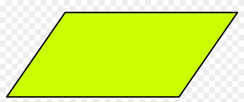 File - Simple Parallelogram - Svg - Parallelogram Shape - Free