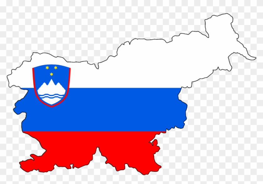 Why Get Married In Slovenia - Slovenia Flag #1154762