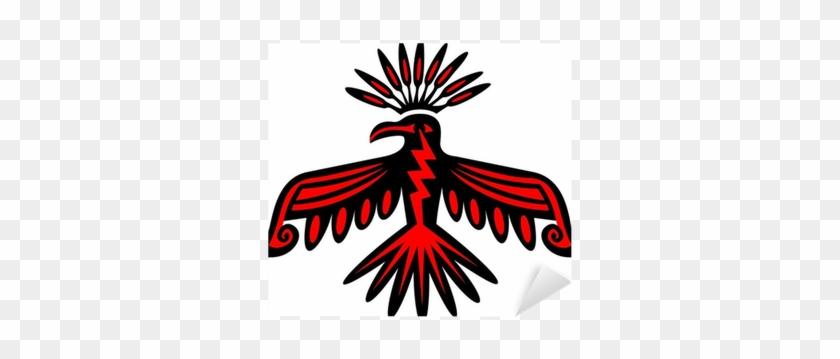 Native American Symbol Sticker Pixers We Live Native American
