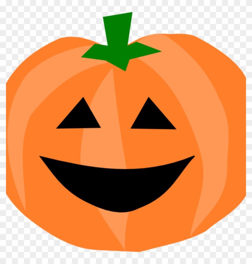 Cute Pumpkin Clipart Cute Pumpkin Clip Art Clipart - Cute Pumpkin Halloween Clip Art #1154861