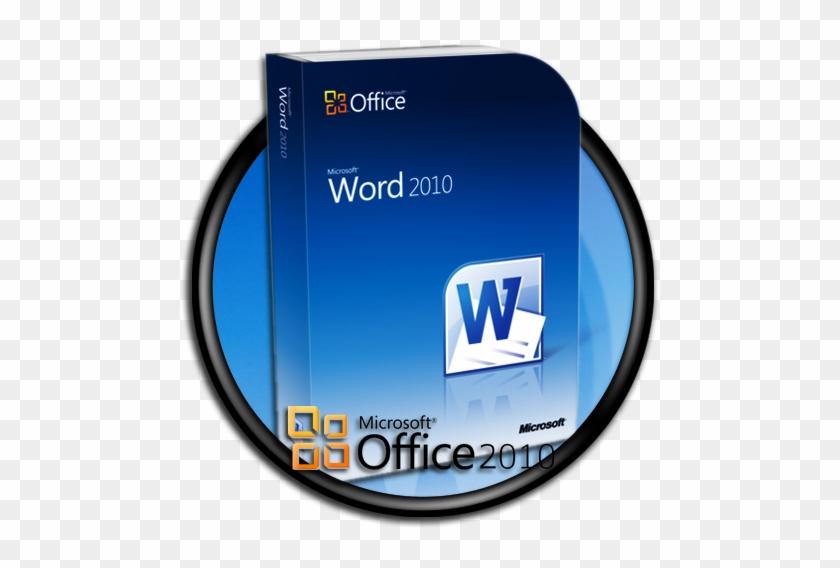 Microsoft Office Word 2010 A By Dj-fahr - Icon Microsoft Word 2010 #1155713