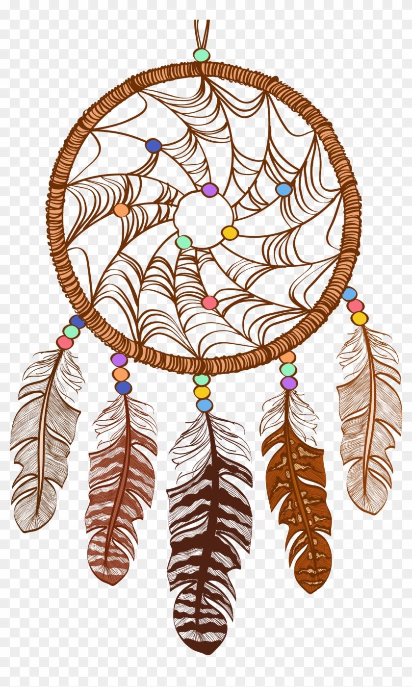 Dreamcatcher Native Americans In The United States - Capinha Para Apple Liquido Flutuante Com Strass Hos #1156895