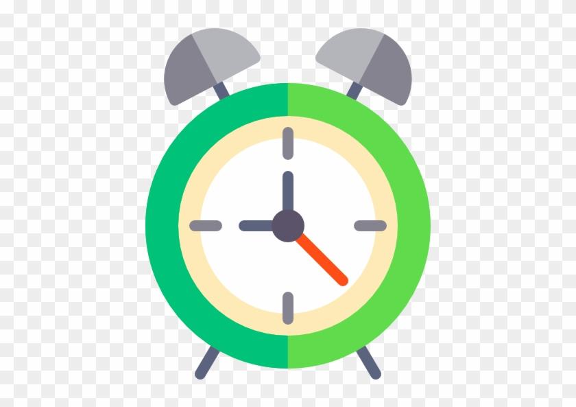 Alarm Clock Free Icon - Imagem De Relogio Png #1157390