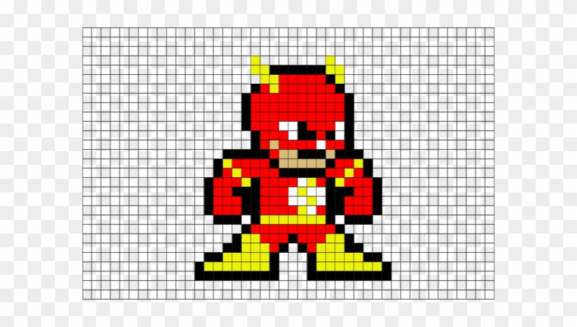 Minecraft Pixel Art Templates Superheroes Logo For Pixel Art The