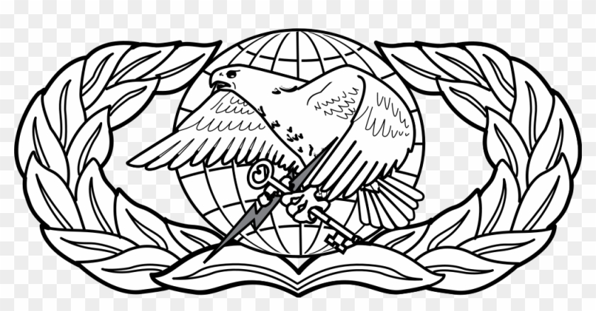 Usaf Occupational Badges Air Force Maintenance Badge Free - Air-force-occupational-badges