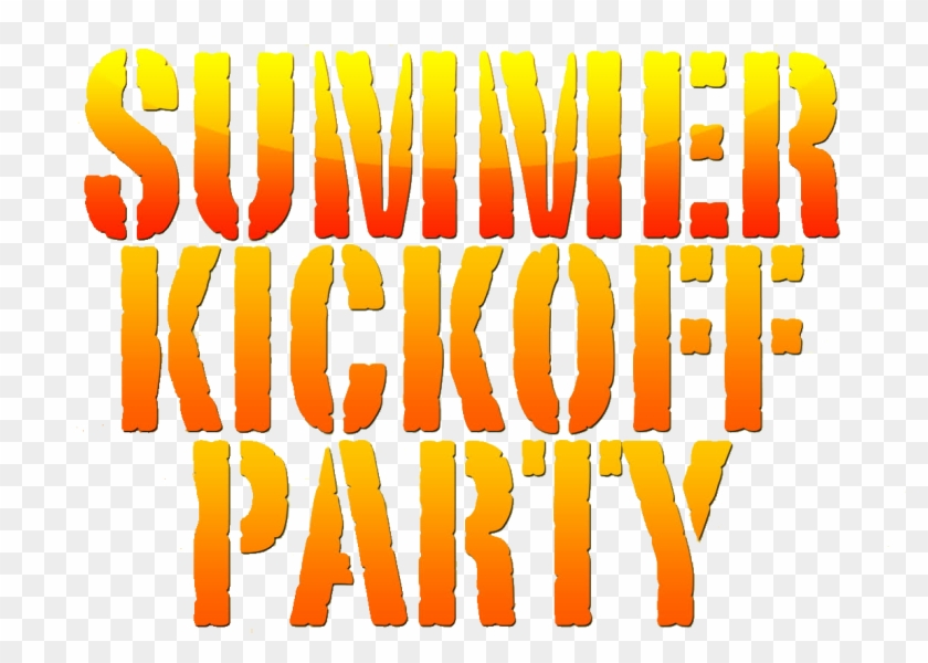 Summer Kickoff Party With Bama Breeze - Summer Kick Off Party #1159236