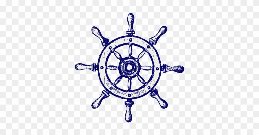 Marsh Harbour, Bahamas - Boat Steering Wheel Tattoo #1159275