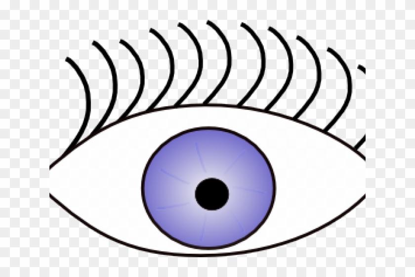 Eyeball Clipart See Sense - Eye Clip Art #1159677