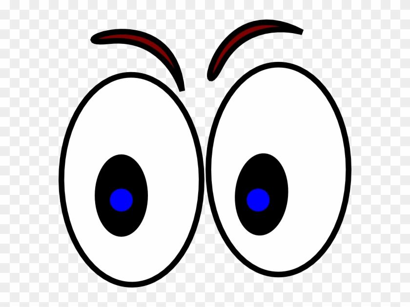 Картинка глаза мультяшные