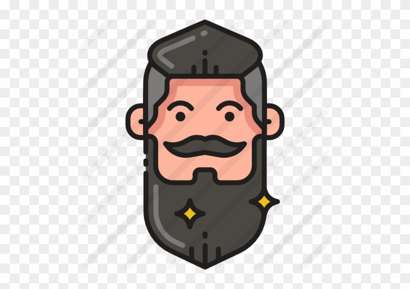 Beard - Hairstyle #1160526