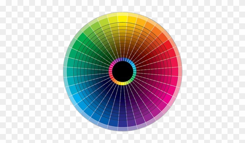 Color Wheel Brown On The Color Spectrum Free Transparent Png