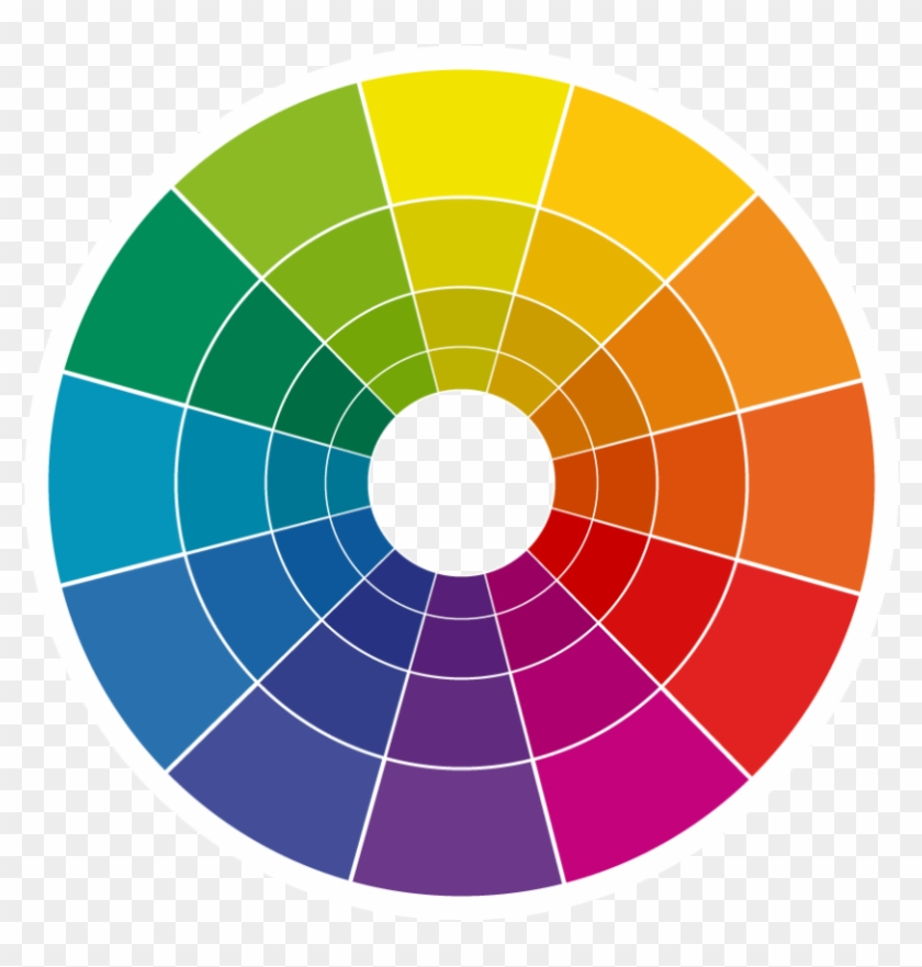 Ryb Color Wheel Nine Color Wheel Free Transparent Png Clipart