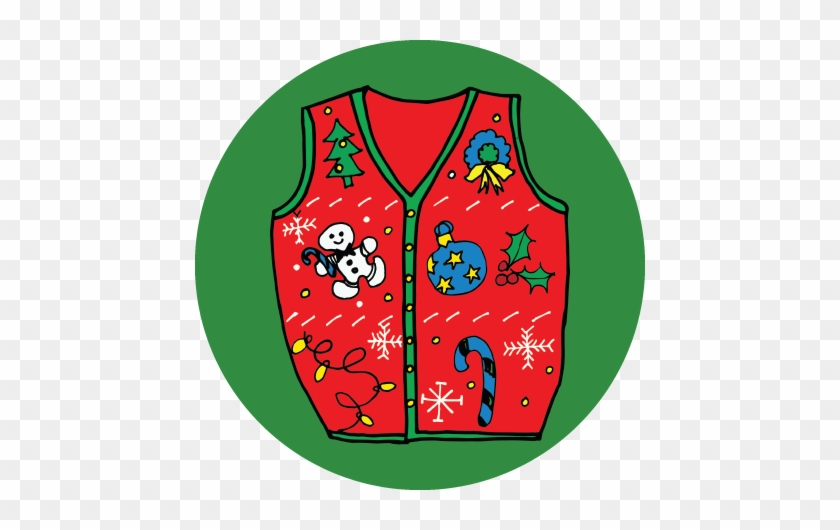 Ugly Sweater Party Pack - Camera Icon #1161299