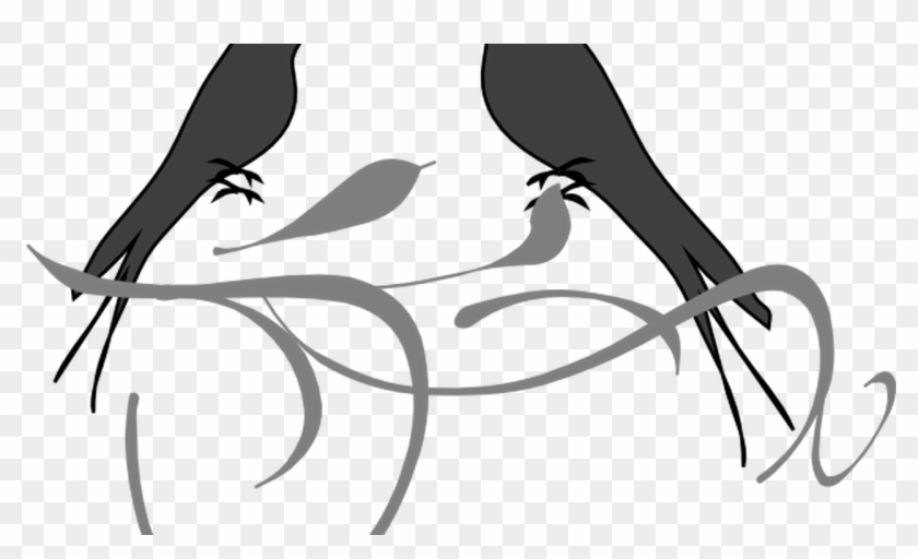 Love Birds Clip Art At Clkercom Vector Clip Art Online