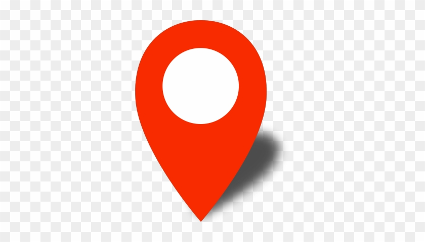 Pin Location Map Free Vector Graphic On Pixabay: Simple Location Map Pin Icon2 Red Free Vector Data