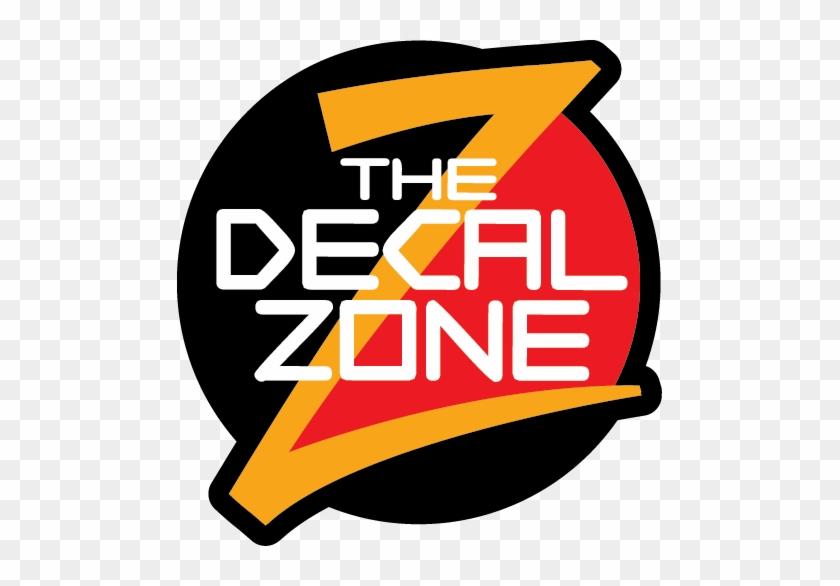 The Decal Zone Go Kart Logos - Dz #1165038