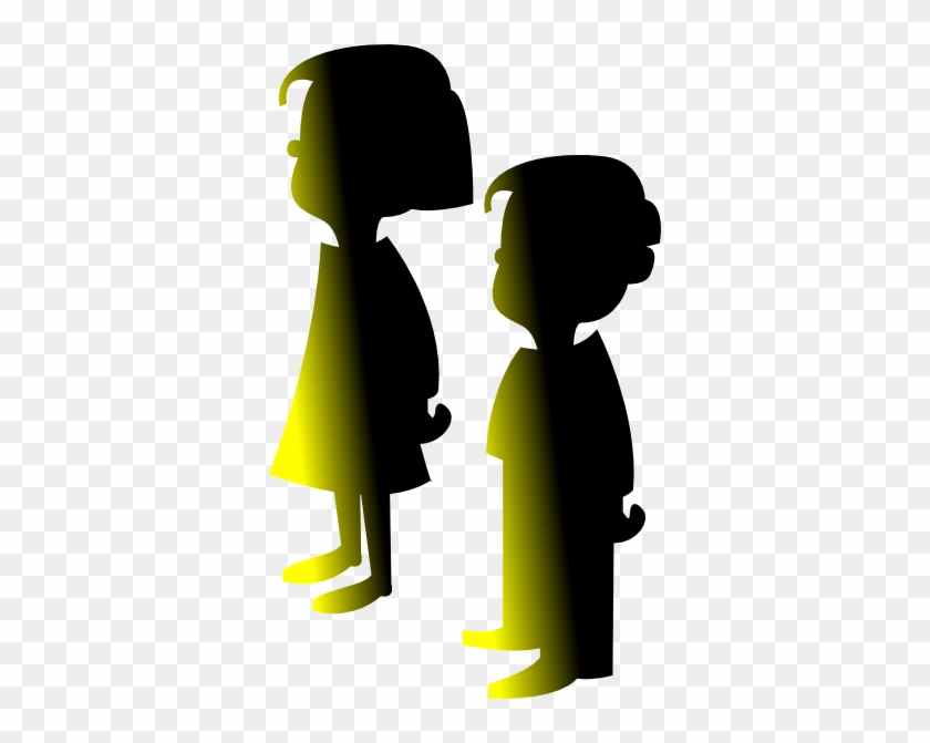 How To Set Use Figures Boy And Girl 4 Icon Png - Cartoon Girl And Boy #1165676